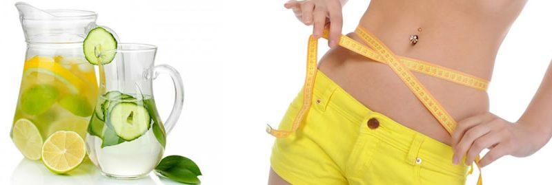 Gordura abdominal: desintoxicante natural que ajuda a reduzi-la