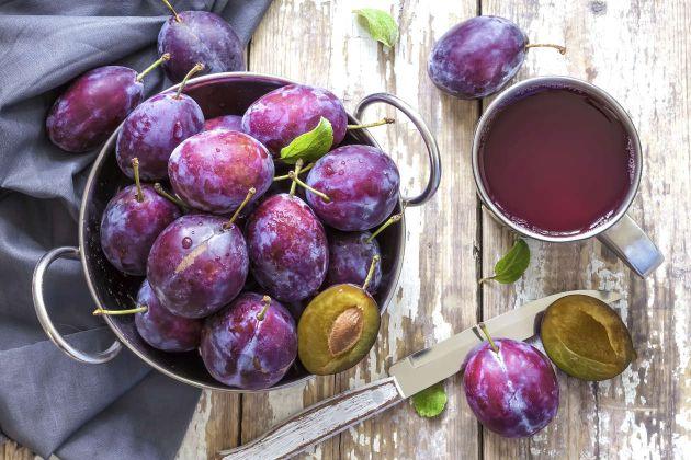 Suco de ameixa e seus incríveis benefícios para a saúde