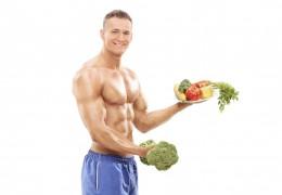 10 alimentos para ganhar massa muscular
