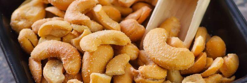 Os benefícios da castanha de caju para a saúde