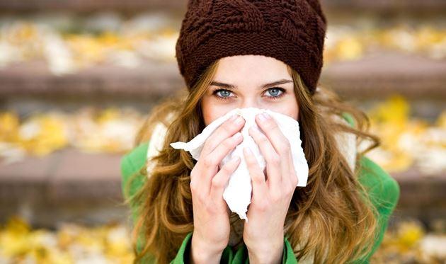Conselhos naturais para aliviar com a congestão nasal
