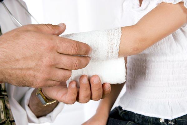 Erros frequentes que cometemos ao tratar uma ferida