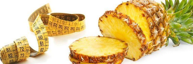Dieta do abacaxi para emagrecer e desintoxicar o corpo