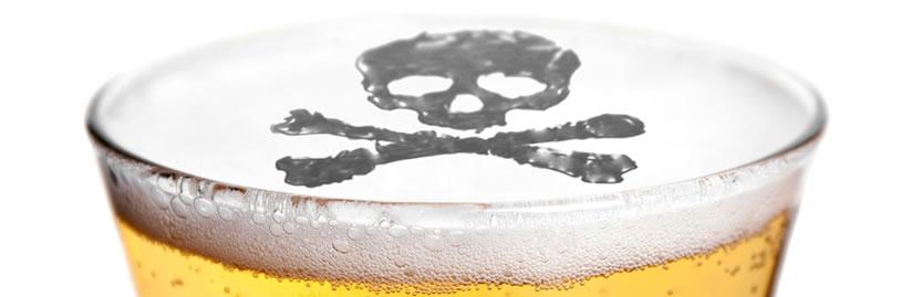 Como é correto para fazer um tomilho do alcoolismo