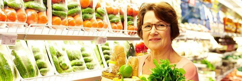 12 dicas de alimentação saudável para os idosos
