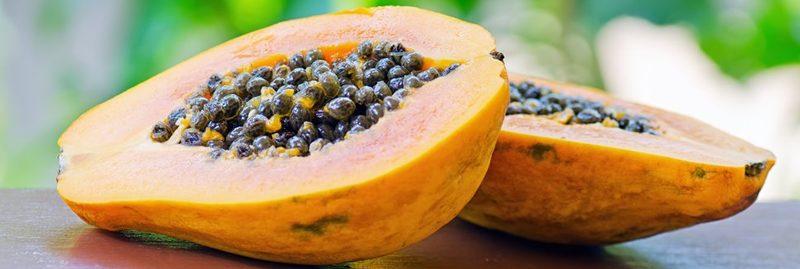 Benefícios surpreendentes das sementes de mamão