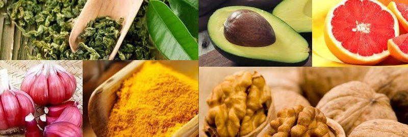7 alimentos para limpar o fígado naturalmente