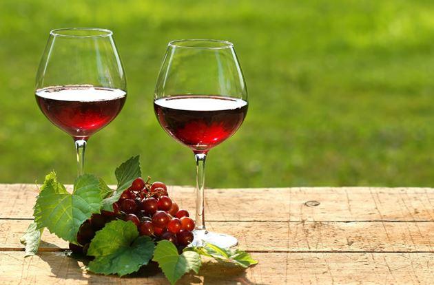 Os benefícios de beber uma taça de vinho todos os dias-1