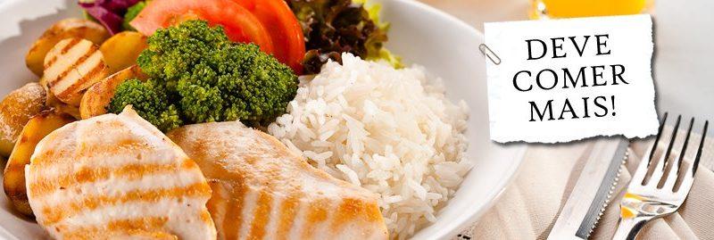 6 sinais claros de que precisamos comer mais
