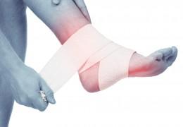 Entorse de tornozelo: dicas e remédios caseiros para entorses