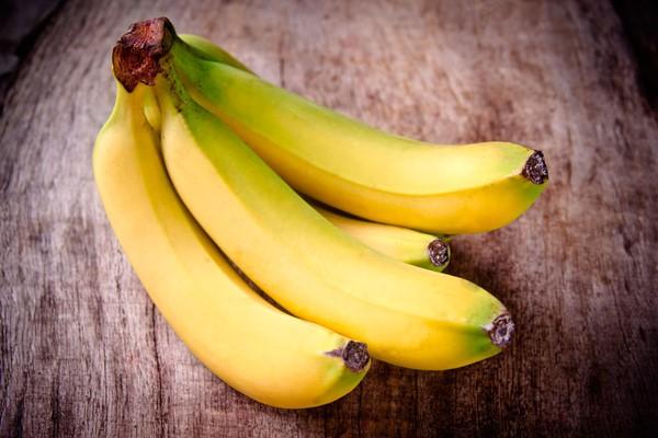Banana um ótimo alimento para manter o cérebro ativo-