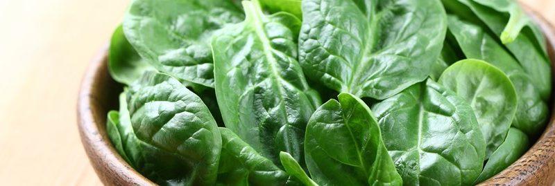 Os incríveis benefícios do espinafre para a saúde
