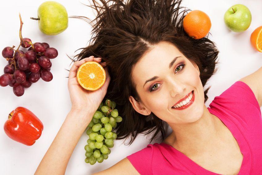 Resultado de imagem para frutas para pele