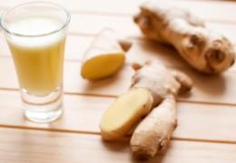 Benefícios do suco de gengibre para a saúde