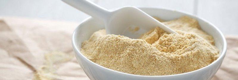 Propriedades e benefícios da farinha de grão de bico