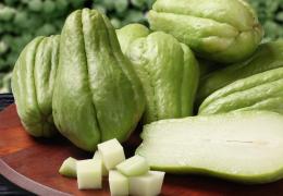 Benefícios do chuchu para a nossa saúde