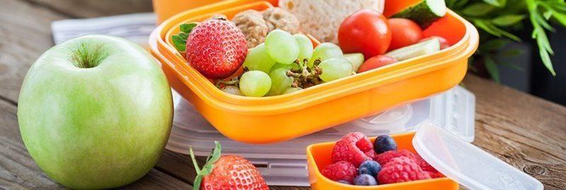 Perder peso: opções de lanches saudáveis para dieta