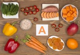 Vitamina A: fontes, funções e carência