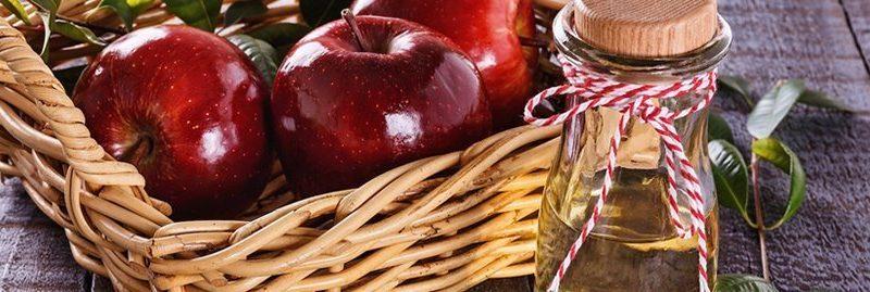 16 usos eficazes do vinagre de maçã como remédio caseiro