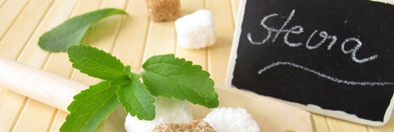 7 benefícios surpreendentes do adoçante stévia para saúde
