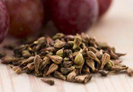 Os incríveis benefícios da semente de uva para combater o câncer