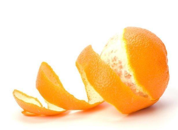 Resultado de imagem para casca de laranja