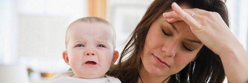 8 maneiras de tratar e prevenir a depressão pós parto naturalmente