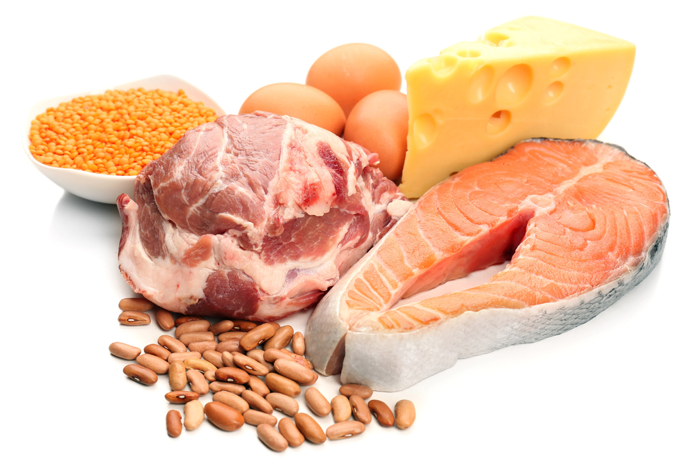 на белковой диете слабость