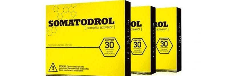 O que você deve saber sobre os benefícios e efeitos colaterais do Somatodrol