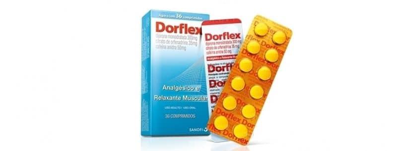 Como tomar Dorflex e quais os efeitos colaterais desse medicamento