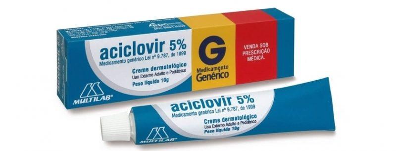 O que é o Aciclovir e como utilizar esse medicamento para tratar o herpes