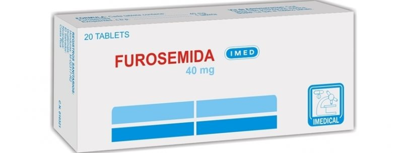 Para que serve a Furosemida e quais seus efeitos colaterais