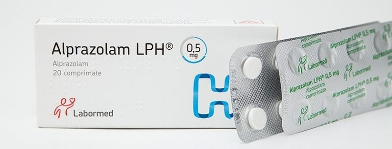 alprazolam provoca cancer