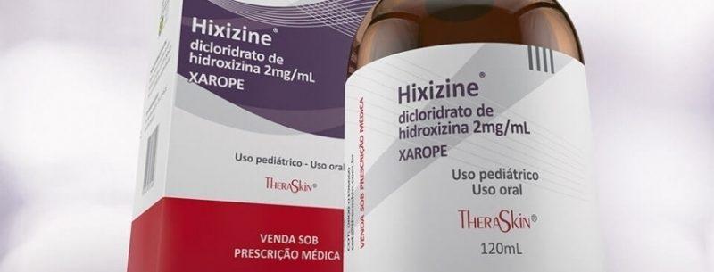 Como usar e tratar alergias utilizando o medicamento Hixizine