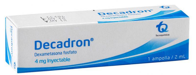 Para que serve Decadron e quais os efeitos colaterais deste medicamento