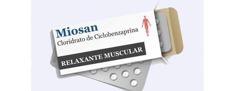 Para que serve o Cloridrato de ciclobenzaprina e como tomá-lo