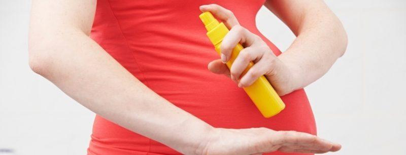 Qual o melhor repelente para grávidas e como usá-lo corretamente