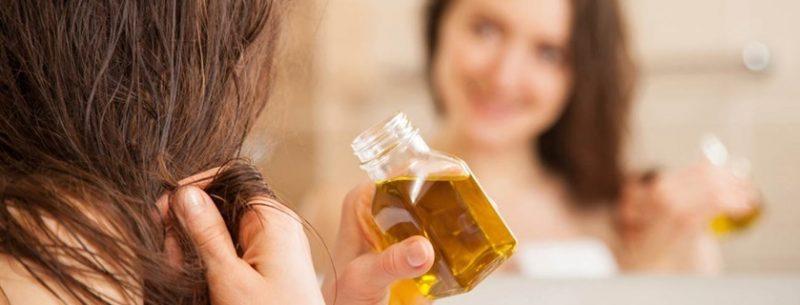 O que é e como fazer a umectação capilar com diferentes óleos