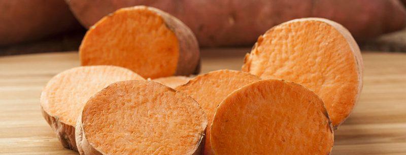 Batata doce: Saiba quais são seus benefícios e propriedades para saúde