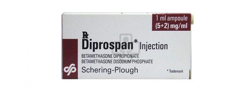 Para que serve Diprospan, posologia e efeitos colaterais